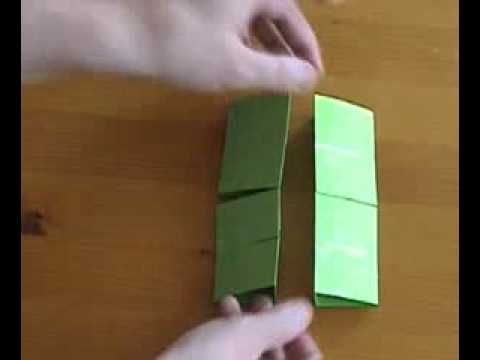 Ok parents, share this video with your kids then make this with them. I promise, it will give them hours of fun playing with this little toy. All you need is paper, scissors, a ruler, and strong tape! They can even color or paint their own paper, then create one!