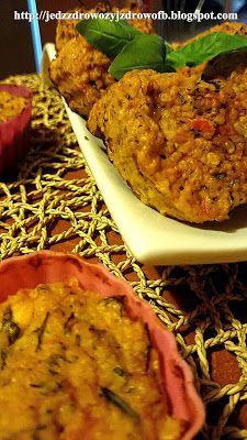 Jedz zdrowo żyj zdrowo: Warzywne muffinki tylko 50 kcal