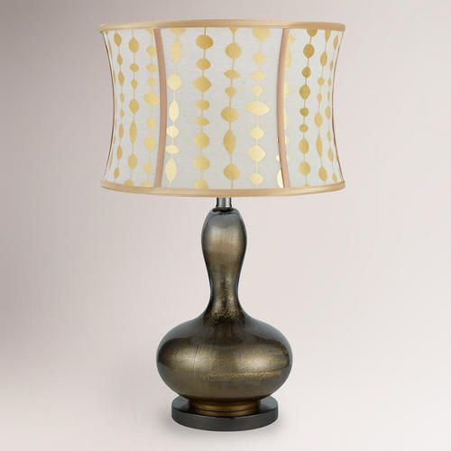 One of my favorite discoveries at worldmarketcom amelia for Paper floor lamp world market