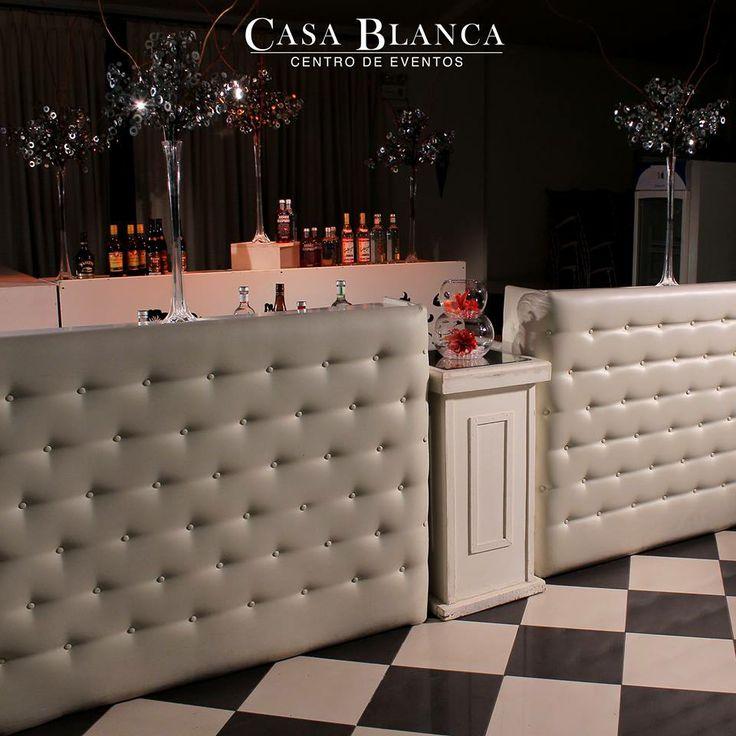▂ ▃ ▅ #Tonight #CasaBlanca #Dance ▅ ▃ ▂   ¡Mira la barra que preparamos para esta noche! ¡¡ Las mejores fiestas de fin de año pasan acá !!  Casa Blanca  & Pura Forma