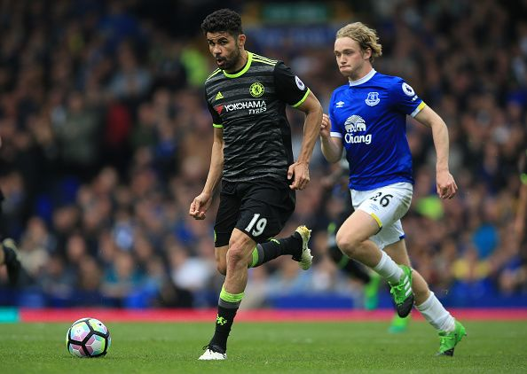 Everton manager Ronald Koeman hints at interest in Diego Costa