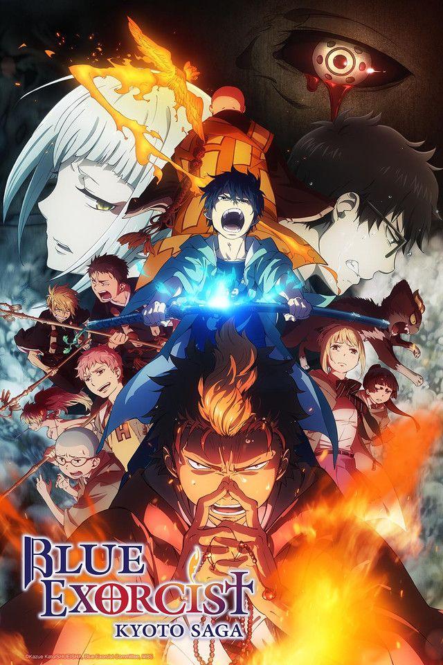 Crunchyroll - Blue Exorcist Full episodes streaming online for free