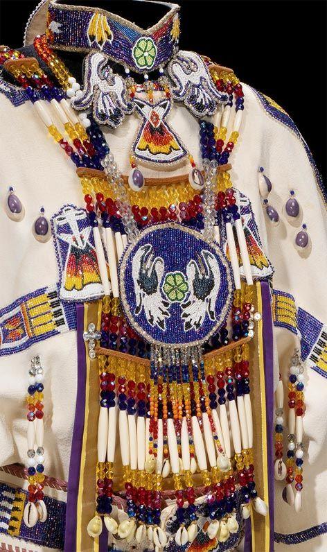 Native American ethnic clothing