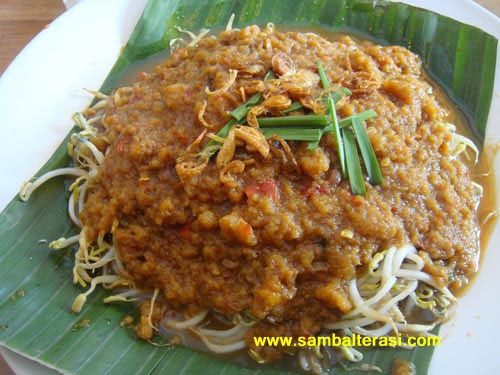 Toge Goreng, Betawi  #Indonesian Food