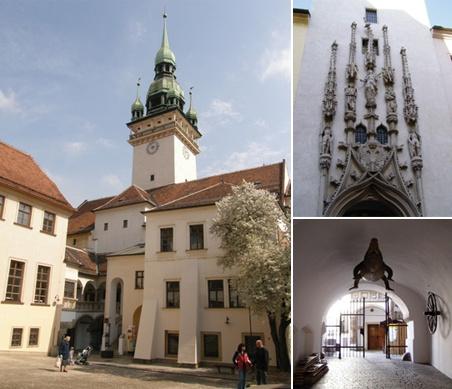 Old City Hall - Brno