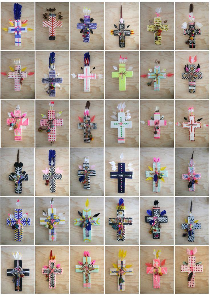 Wonderful crosses by Jai Vasicek of Ahoy Trader