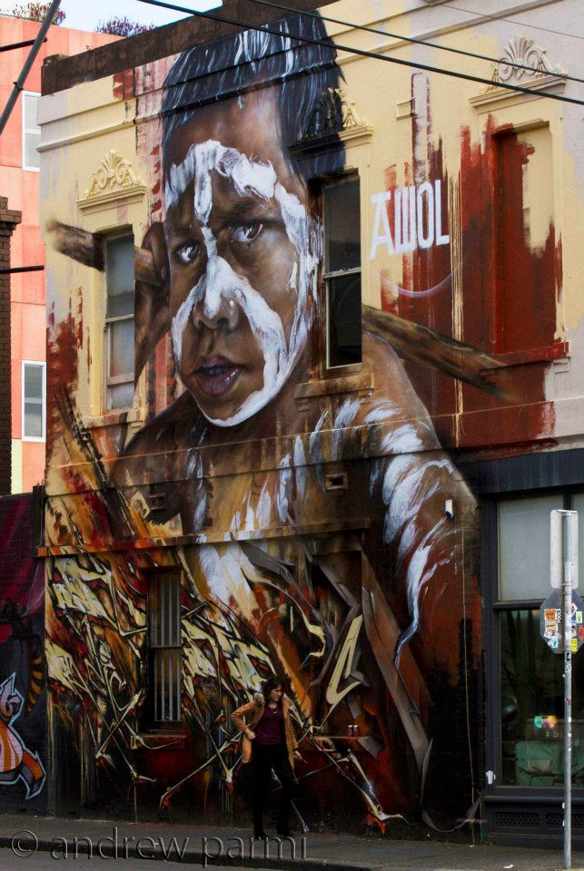 Adnate - Street Artist