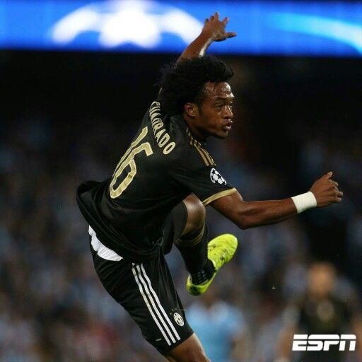 Cuadrado en la Juventus