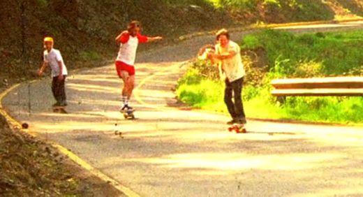Esqueibor la historia del #skate en Chile #sistersnation #skate #patineta #films #tablas #boards