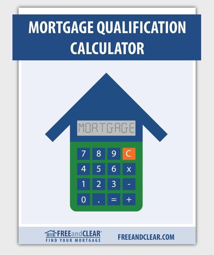 Mortgage Qualification Calculator Refinance Calculator Mortgage Amortization Fha Mortgage