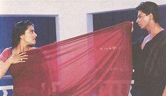 Rahul & Anjali in Kuch Kuch Hota Hai