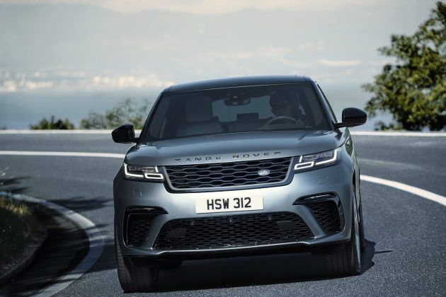 Range Rover Unveils Velar With Big V8 Power Best Compact Suv Most Reliable Suv Suv