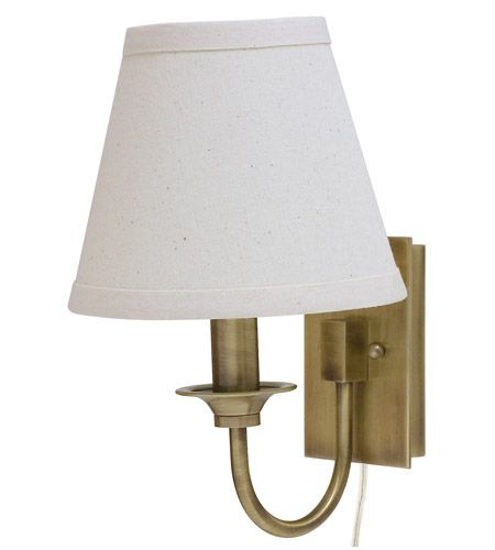 Hey Look What I found at Lighting New York  House of Troy GR900-AB Greensboro 1 Light 7 inch Antique Brass Wall Lamp Wall Light #LightingNewYork