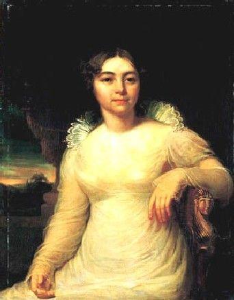 Екатерина Петровна Ростопчина (1775-1826), ур. Протасова