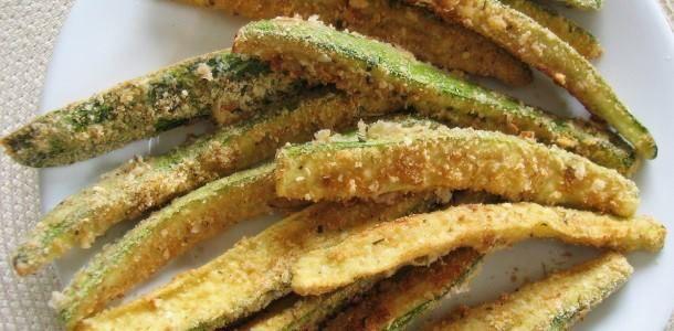 La #ricetta per preparare delle buonissime zucchine al forno croccantissime #vegan #mangiareSano