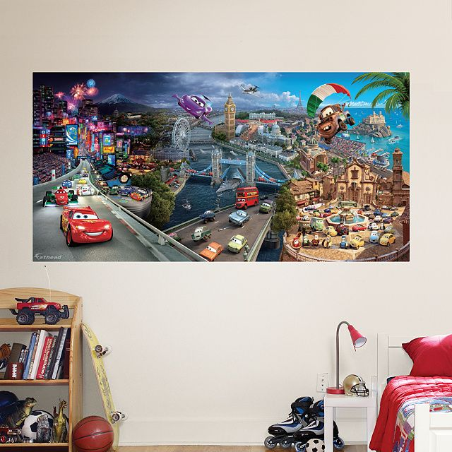 1000+ Images About Disney Cars Themed Bedroom On Pinterest