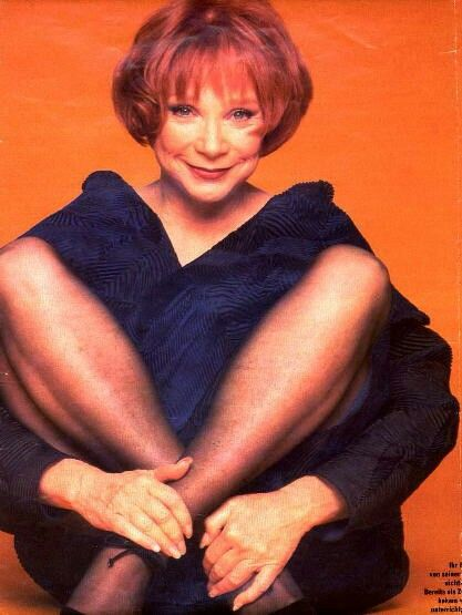 orgasm Shirley mclains