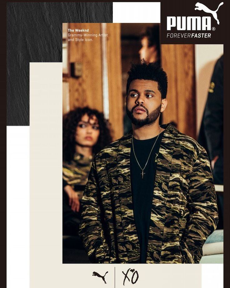 Promo for the black parallels #TheWeeknd @theweeknd