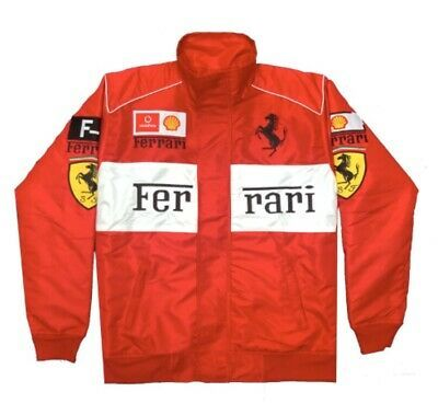 Vintage Culture Ferrari Formula F 1 Racing Jackets Kleding