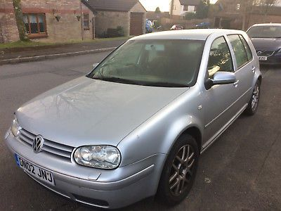 eBay: 2002 Volkswagen VW golf gt tdi 150 spares or repair (MOT fail) #carparts #carrepair