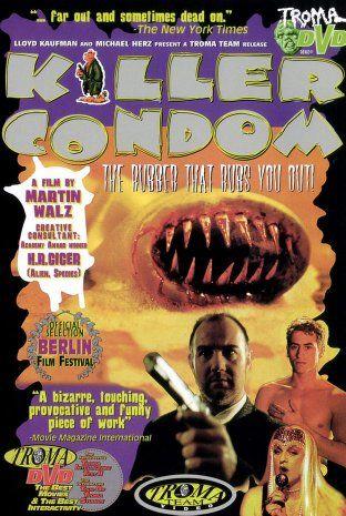 Iris Berben, Peter Lohmeyer, and Udo Samel in Kondom des Grauens (1996)