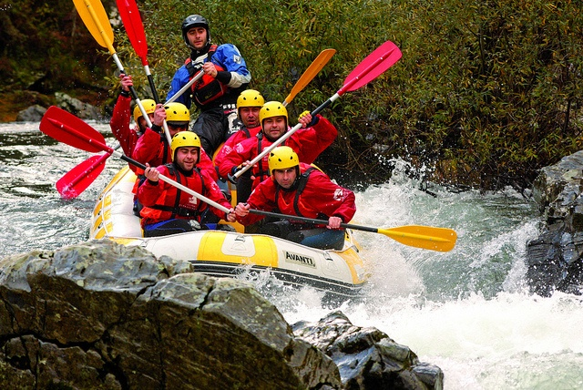 Rafting by Porto Convention and Visitors Bureau, via Flickr, Portugal