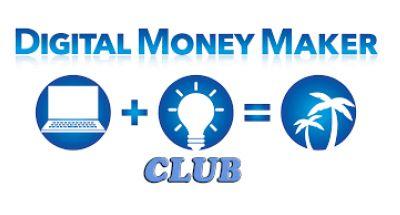 Digital Money Maker Club jetzt für 1 Dollar testen