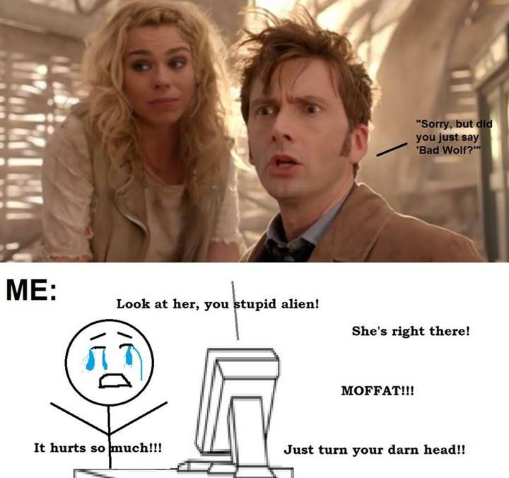 I felt the same way! I was disappointed when I found out that Rose was in it, be she wasn't herself and wouldn't see Ten. But in the grand scheme of things, she played an incredibly important role in The Day of the Doctor... But then again, Rose and Ten were my favorite
