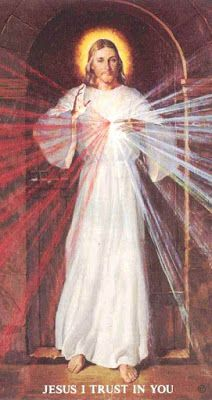 Divine Mercy: 1396 Today I heard a voice in my soul: