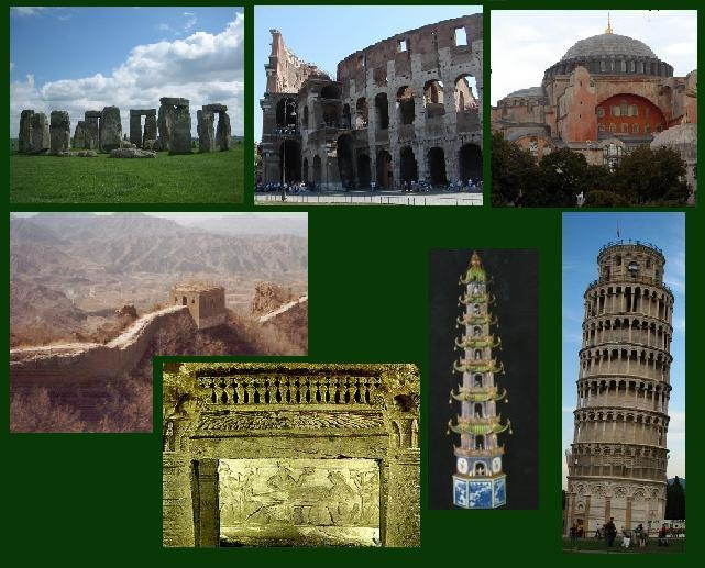 75 best 7 Wonders of the World~ORIGINAL&NEW images on ...