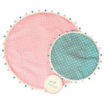 Pantry Beaded Food Cover (set of 2)