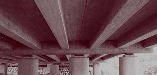 Pan Joist Concrete Deck System One Way