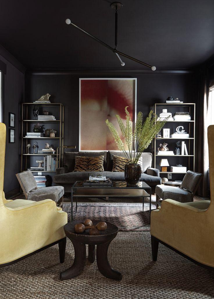 HOME Dark Living RoomsLiving 629 best