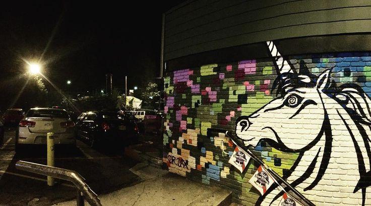 "The Drunken Unicorn (@thedrunkenunicornatl) on Instagram: ""Future looks bright. Stay strong."""
