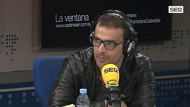Luis Merlo en Cadena Ser