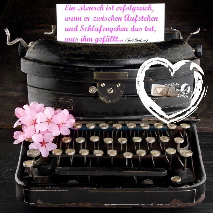 Verliebt ins Leben, vom Sinn und Glück des Lebens, Affirmation - Verliebt ins…