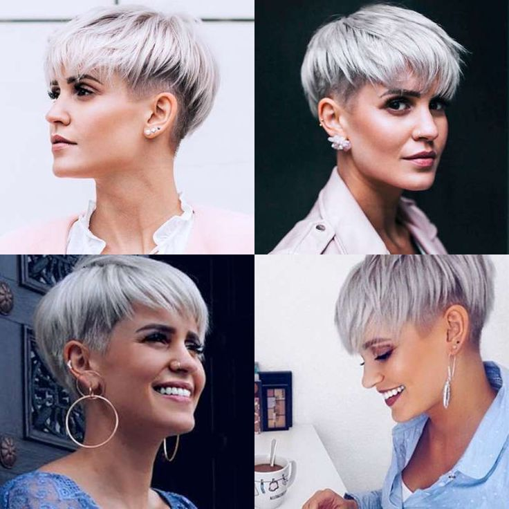 Madeleine Short Hairstyles - 17