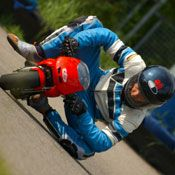 Mini Moto Sprint in Bristol - A great stag do, stag weekend and stag party activity!