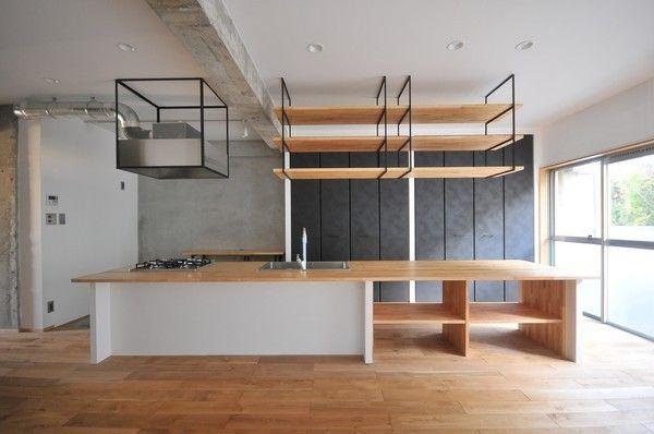 おしゃれなキッチン収納術8選 キッチン キッチン 収納 キッチン