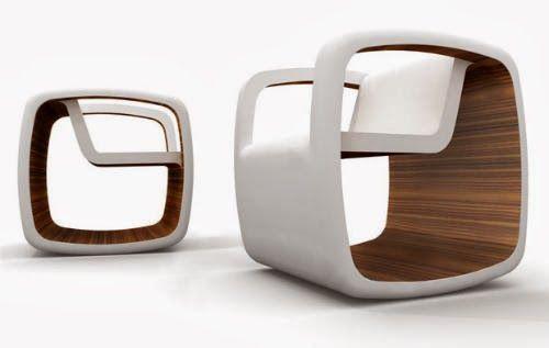 Muebles y decoración para el hogar: Sillas modernas y contemporaneas