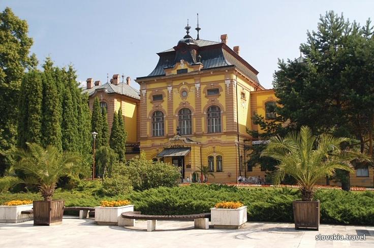 Slovakia, Bardejov - Spa