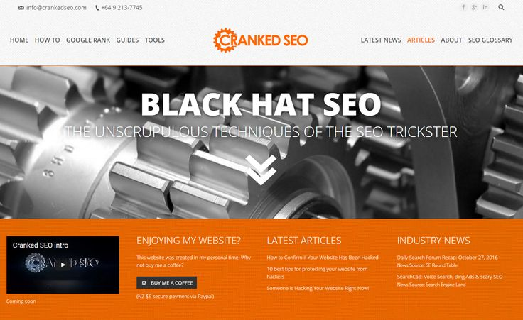 Dodgy Black Hat SEO https://crankedseo.com/articles/black-hat-seo/