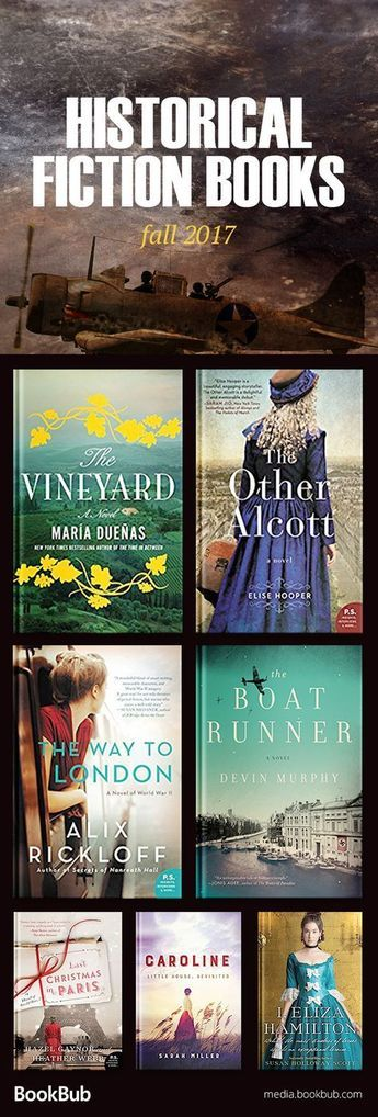 Click for a list of the best historical fiction books worth reading in 2017. Featuring history books about World War II, books based on true stories, tales of romance, and more. #historicalfiction #historybooks