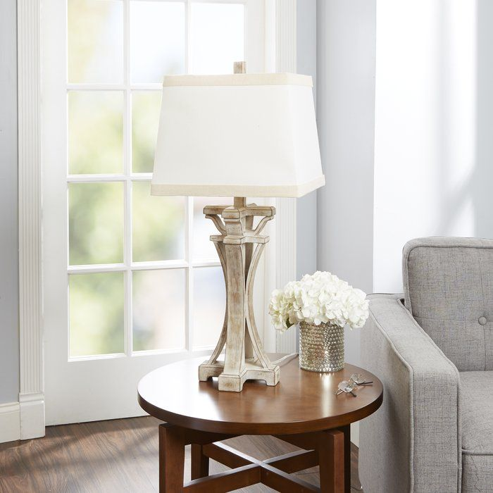 Roger Weathered Finish Table Lamp With Images Table Lamp Lamp