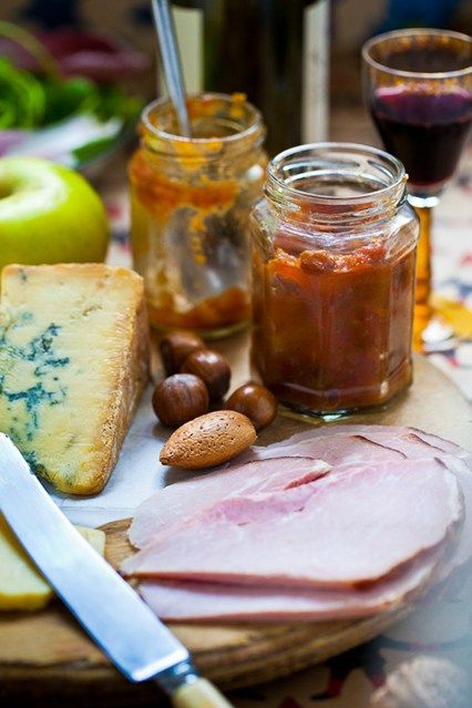Hemsley And Hemsley Teatime Christmas Chutney Recipe (Vogue.com UK)
