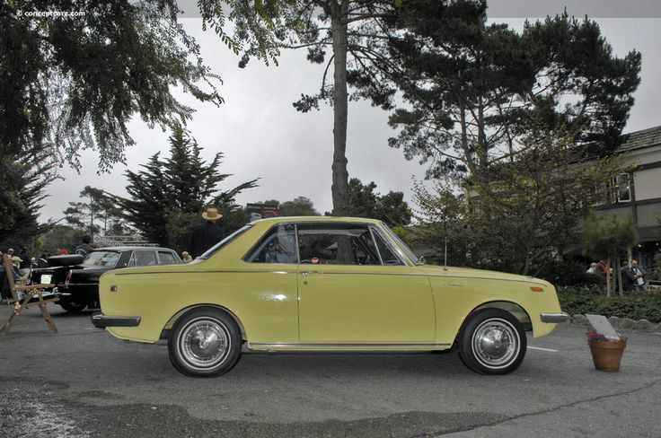 1968 Toyota Corona news, pictures, specifications, and information