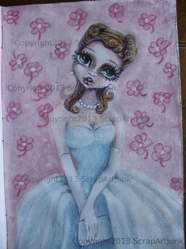 Doll's Sketchbook