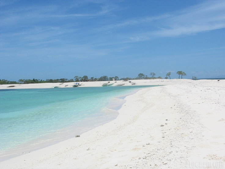 Few kilometers from Boracay is Seco Island of Tibiao, Antique, Philippines