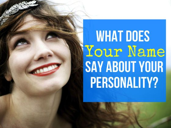 What Does Your Name Say About Your Personality? Quiz