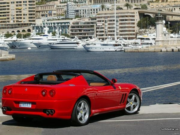 side view ferrari car hd wallpaper photo